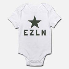 EZLN Zapatista Infant Bodysuit