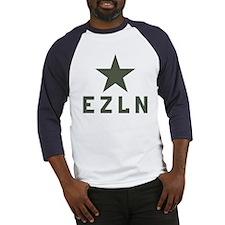 EZLN Zapatista Baseball Jersey