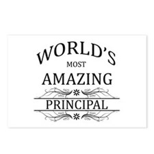 World's Most Amazing Prin Postcards (Package of 8)