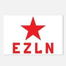 EZLN Marcos Postcards (Package of 8)