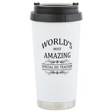 World's Most Amazing Sp Travel Mug