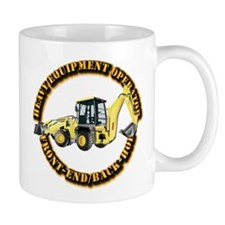 Hvy Eq Opr - Front End/Backhoe Mug