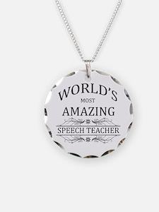 World's Most Amazing Speech Necklace