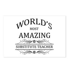 World's Most Amazing Subs Postcards (Package of 8)
