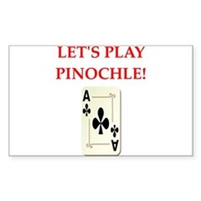 pinochle Decal