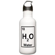 H2O Water Water Bottle