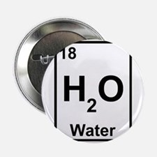 "H2O Water 2.25"" Button"