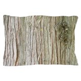 Tree bark Pillow Cases