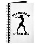Gymnastics Journal - Passion
