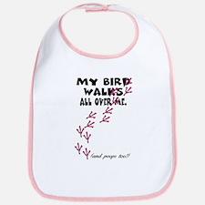 My Bird Walks... Bib
