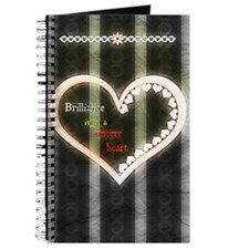 Brilliance Is In A Sincere Heart Journal