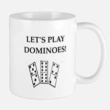 dominoes Mugs