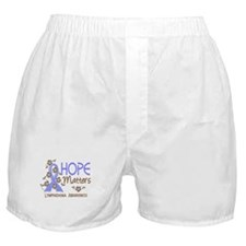 Lymphedema Hope Matters 3 Boxer Shorts