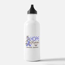 Lymphedema Hope Matter Sports Water Bottle