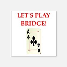 duplicate bridge Sticker