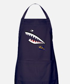 The Flying Tigers Apron (dark)