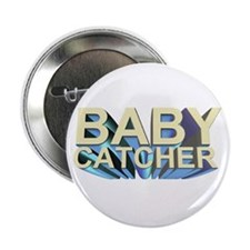 Baby catcher - for midwives - Button