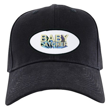 Baby catcher - for midwives - Black Cap