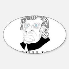 Nihilist Philosophy Decal