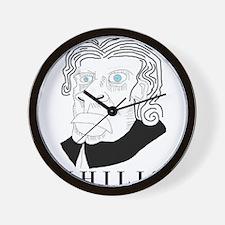 Nihilist Philosophy Wall Clock