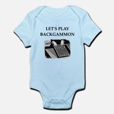backgammon Body Suit
