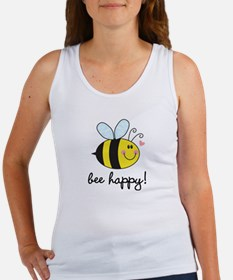 Bee Happy Tank Top