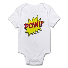 POW!! Superhero Infant Bodysuit