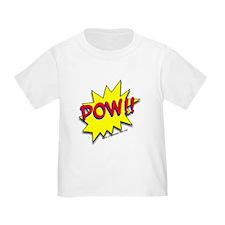 POW!! Superhero T