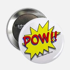 POW!! Superhero Button