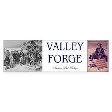 ABH Valley Forge Bumper Sticker