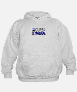 Lymphedema Find The Cure Hoodie