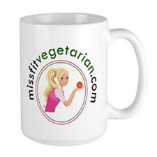 Miss Fit Veg Round Mugs