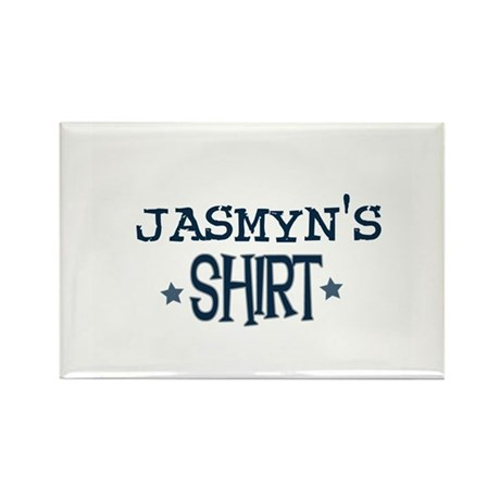 Jasmyn Rectangle Magnet (10 pack)
