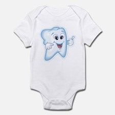 Healthy Happy Tooth Dentist Onesie