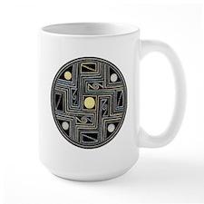 MIMBRES MAZES BOWL DESIGN Mug