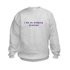Amazing godchild Sweatshirt
