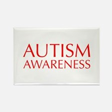 autism-awareness-OPT-RED Magnets