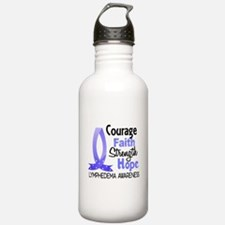 Lymphedema Courage Fai Sports Water Bottle