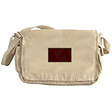 Agnus Dei Vincit Messenger Bag