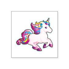 Kawaii Magical Candy Unicorn Sticker
