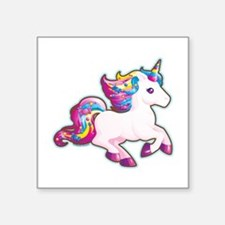 Kawaii Magical Candy Unicorn Sticker