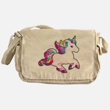 Kawaii Magical Candy Unicorn Messenger Bag