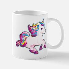 Kawaii Magical Candy Unicorn Mugs