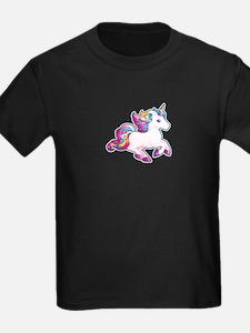 Kawaii Magical Candy Unicorn T-Shirt