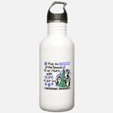 Lymphedema Christmas P Sports Water Bottle