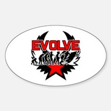 Snowmobile Evolution Decal
