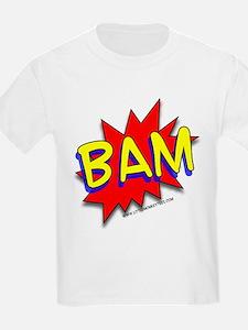 BAM Comic saying T-Shirt