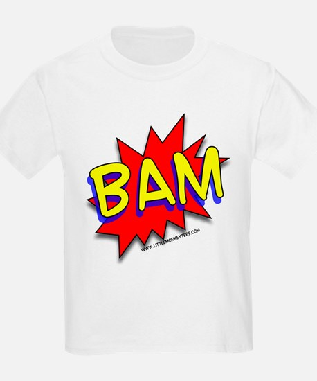 BAM Comic saying T-Shirt