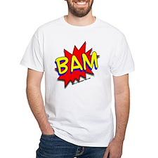 BAM Comic saying Shirt