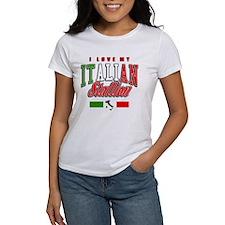I love my italian stallion Tee
